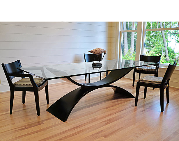 Sheer Dining Table