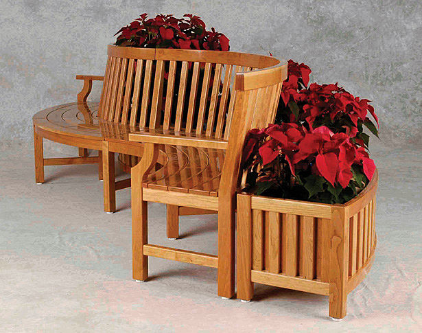CurvedSettee&Planter-1