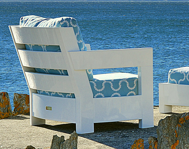 Pescot Casual Chair Ottoman