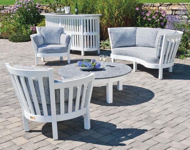 Design Weatherend Estate Furniture