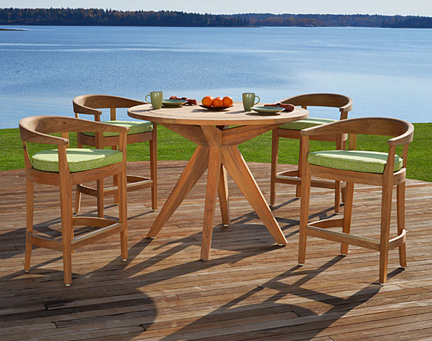 Adams Round Dining Table