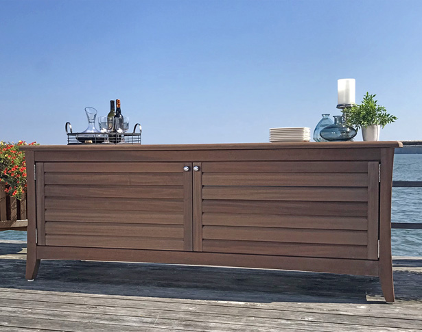 Yachting Cabinet Weatherend, Outdoor Sideboard Cabinet