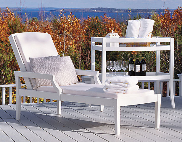 Yachting Chaise