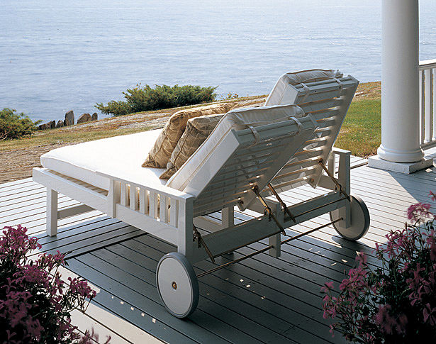 Southern Harbor Double Chaise
