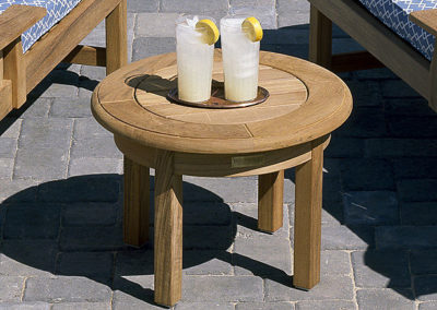 Weatherend & Islesboro Occasional Table