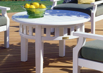 Weatherend Cocktail Table