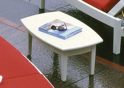 Islesboro Bow Side Table