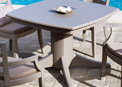 Yachting Bow Pedestal DT