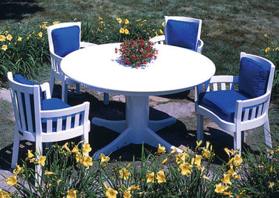 Column Round Table