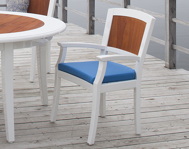 Yachting Cabin Dining Chair
