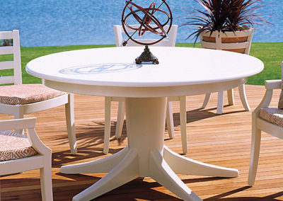Yachting Pedestal DT