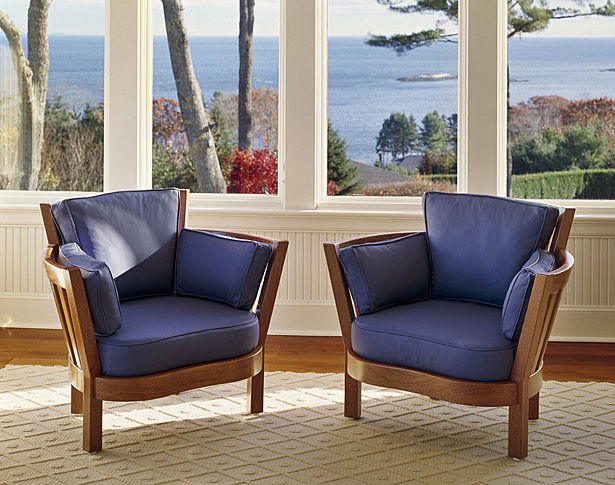 Westport Casual Chair & Ottoman