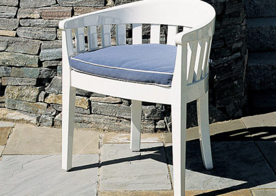Seal Cove Slatted Dining Chair